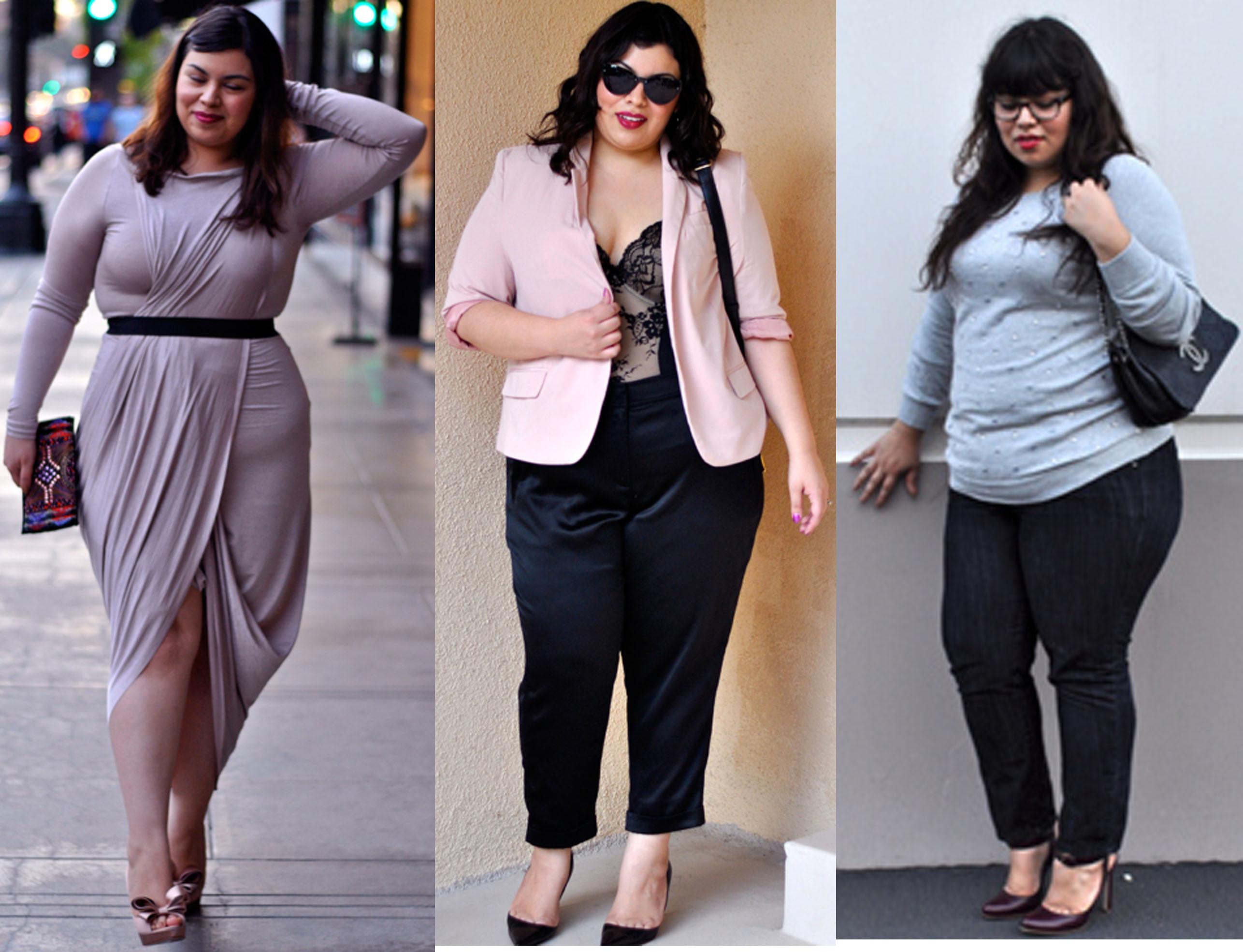 Comme son nom lindique, Girl with curves est un blog spécialement crée pour les femmes aux formes généreuses. Allure simple, mais résolument classy,